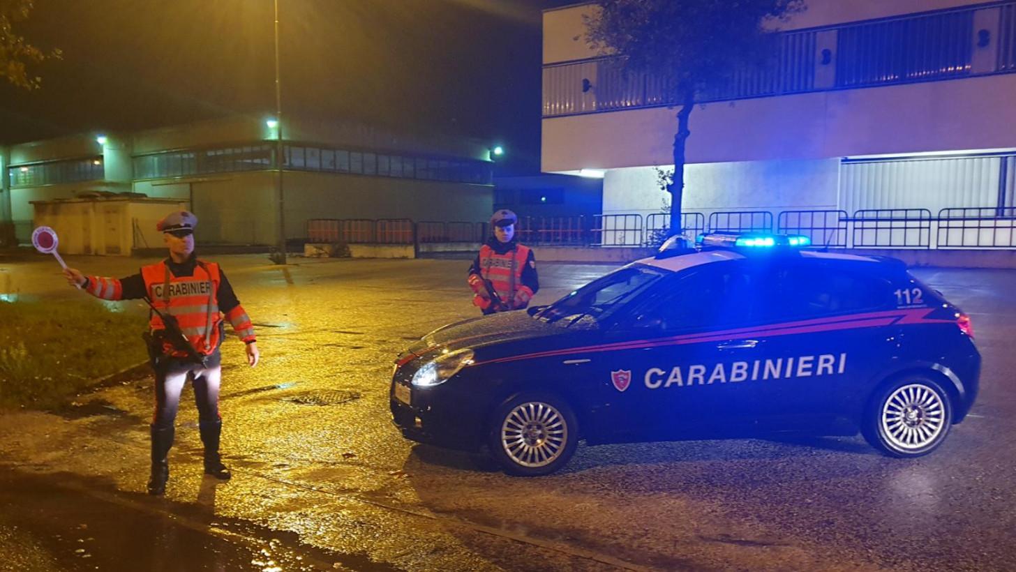 Chiaravalle: 30enne fermato dai Carabinieri, nell'auto 40 grammi di cocaina - Vivere Jesi