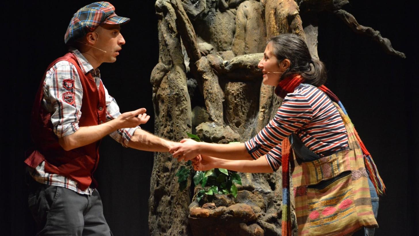 """Chiaravalle: al Teatro Valle va in scena """"L'albero di Pepe"""", spettacolo per bambini e famiglie - Vivere Jesi"""