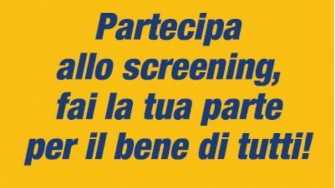 Screening Jesi
