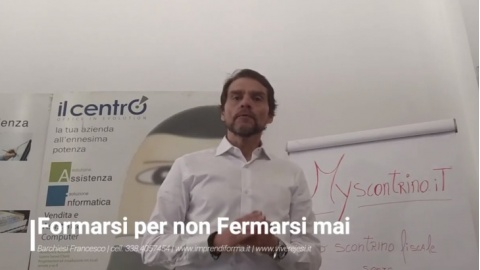 Francesco Barchiesi, nuovo appuntamento con Marketing circolare